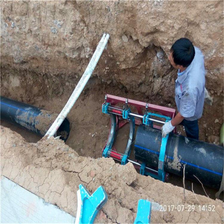 农田灌溉pe管安装