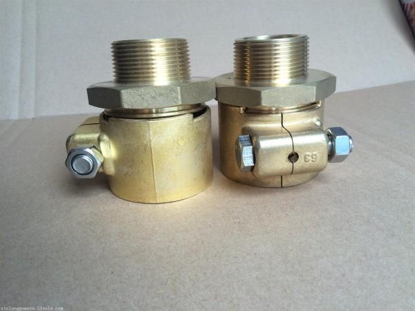 铜接头-加油站输油管于油罐连接接头