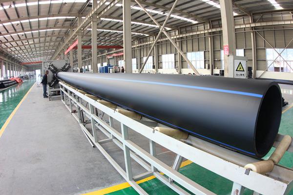 大口径pe给水管生产厂家