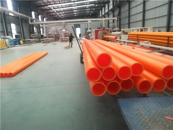 洛阳塑雅mpp电力管生产厂家